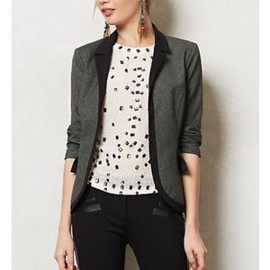 Anthropologie Cartonnier Peplum Blazer 4